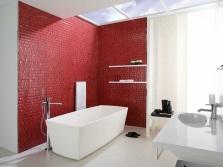 Цветная мозаика для ванной