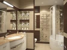 Грамотное расположение сантехники в ванной