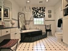 Большая  функциональная ванная комната