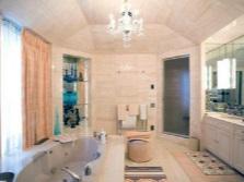 Ванная комната со всей необходимой сантехникой