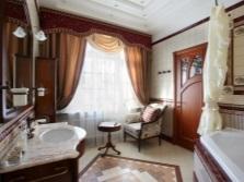 Мягкая мебель в ванной комнате