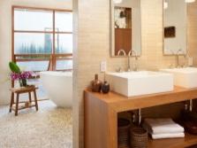 Функциональная большая ванная