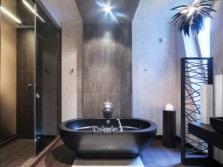 Ванная в стиле арт-деко