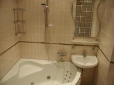 Малогабаритная ванная прамильной комплектации