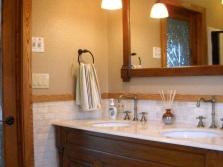 Дополнительное освещение в ванной комнате