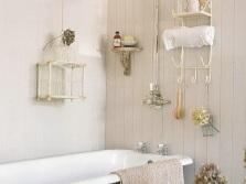 Аксессуары для маленьких ванных