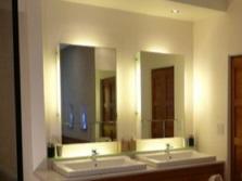 Подсветка зеркал для ванной