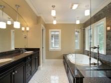 Хорошее освещение для ванной