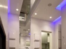 Ванная с подсветкой светодиодов