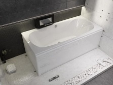 Стандартная ванна от бренда