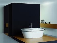 Акриловая ванна от дизайнера Филиппа Старка
