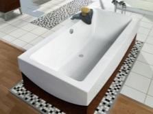 Прямоугольная отдельностоящая ванна от Villeroy&Boch
