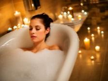 Ароматические масла для релаксации в ванной
