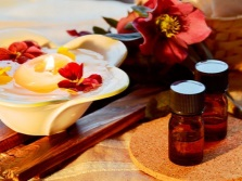 Оздоравливающая ванна с эфирными маслами