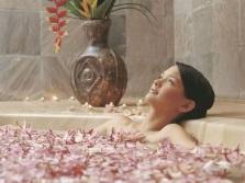 Правильный прием ванн для расслабления