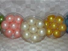 Шарики желатиновые с маслами для ванн
