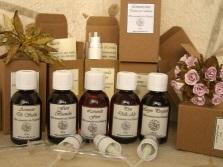 Масла ароматические для принятия расслабляющих ванн