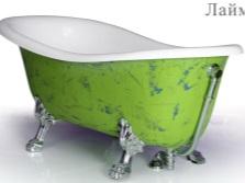 Чугунная ванна Новокузнецкого завода