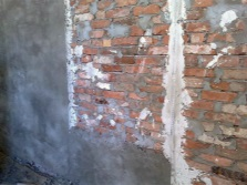 Грунтовка стен в ванной комнате первичная