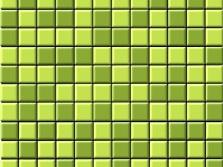 Салатовая мозаика для ванной