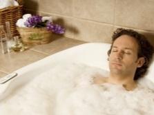 Пенная расслабляющая ванна