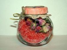 Соль с розами