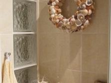 Морская тема в аксессуарах ванной