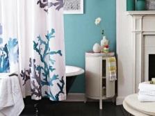 Морские краски в ванной