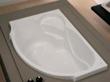 Ассиметричная испанская ванна