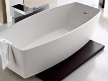 Акриловая ванна производства Италии