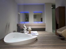 Дизайнерская ванна Дюна