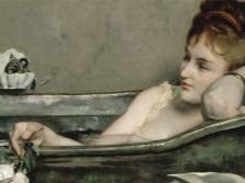 Ванна в 18 веке