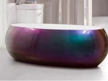 Перламутровая ванна BelBagno