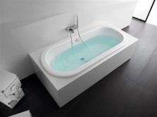 Чугунная ванна с антискользящим покрытием