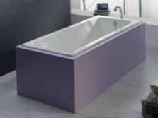 Чугунная ванна Бавария