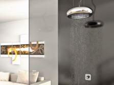 Верхний душ-люстра