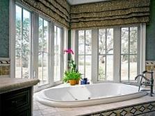 Встраиваемая ванна из акрила