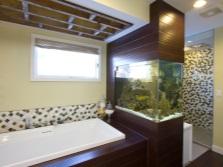 Акриловая встраиваемая ванна