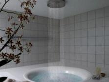 Круглая встраеваемая ванна