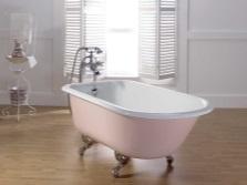 Чугунная маленькая ванна