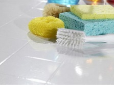 Губки и щетки для уборки
