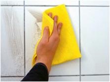 Использование салфеток из микрофибры