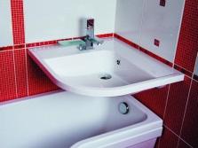 Бюджетные раковины для ванной