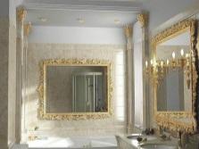 Фен-шуй в ванной с зеркалами