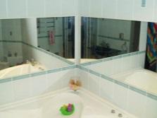 Зеркала по фен-шуй в ванной