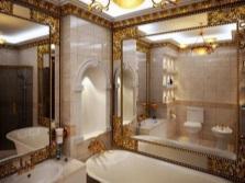 Расположение зеркал в ванной по фен-шуй