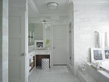 Кафель в ванной комнате по фен-шуй