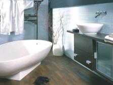 Цветовая гамма в ванной по фен-шуй