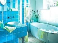 Цветовая гамма ванной по фен-шуй