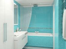 Правила фен-шуй для ванной комнаты